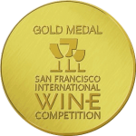 San Francisco International Wine Competition - Gold Medal